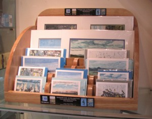 Bespoke Timber Card Display - SOC