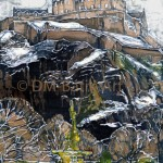 Edinburgh Castle & Ross Fountain