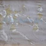 Gannets - Batik process Stage 1