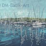 Yacht Reflections, Kerrera